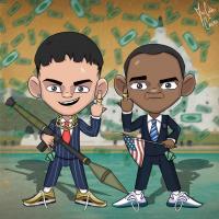 'Obama' de Mesita
