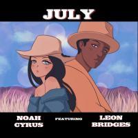 Canción 'July Remix' interpretada por Noah Cyrus