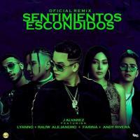 'Sentimientos Escondidos Remix' de J Álvarez