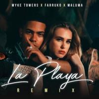 La Playa Remix - Myke Towers