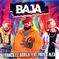 Canción 'Baja' interpretada por Franco el Gorila