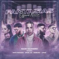 Fantasías Remix de Rauw Alejandro