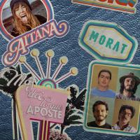 Canción 'Más De Lo Que Aposté' interpretada por Aitana