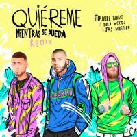 Canción 'Quiéreme Mientras Se Pueda Remix' interpretada por Manuel Turizo