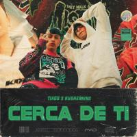 Cerca De Ti Full Remix - Tiago PZK