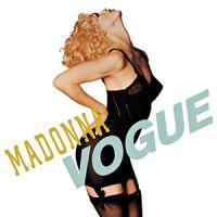 Canción 'Vogue' interpretada por Madonna
