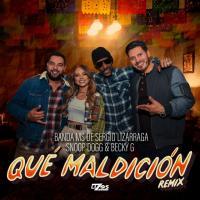 Qué Maldición Remix - Banda MS
