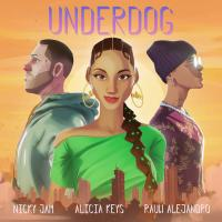 'Underdog Nicky Jam & Rauw Alejandro Remix' de Alicia Keys