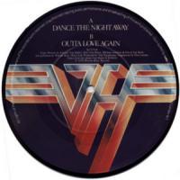 Canción 'Dance The Night Away' interpretada por Van Halen