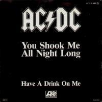 You Shook Me All Night Long de AC/DC