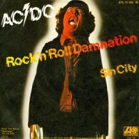 ROCK 'N' ROLL DAMNATION letra AC/DC