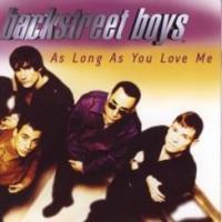 As Long As You Love Me de Backstreet Boys