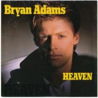Canción 'Heaven' interpretada por Bryan Adams