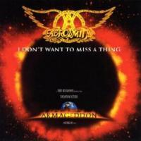 Canción 'I Don't Want to Miss a Thing' interpretada por Aerosmith