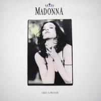 Canción 'Like A Prayer' interpretada por Madonna