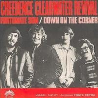 DOWN ON THE CORNER letra CREEDENCE CLEARWATER REVIVAL