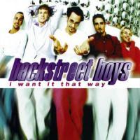 I Want It That Way de Backstreet Boys
