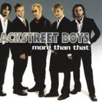 More Than That de Backstreet Boys