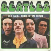 Canción 'Get Back' interpretada por The Beatles