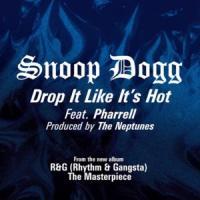 Canción 'Drop It Like It's Hot' interpretada por Snoop Dogg