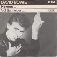 Canción 'Heroes' interpretada por David Bowie