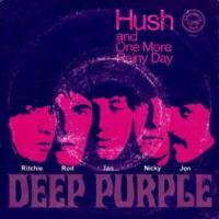 Canción 'Hush' interpretada por Deep Purple