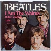Canción 'I Am The Walrus' interpretada por The Beatles