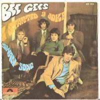Canción 'I Started A Joke' interpretada por Bee Gees