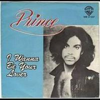 Canción 'I Wanna Be Your Lover' interpretada por Prince