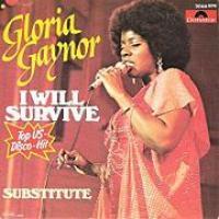 Canción 'I Will Survive' interpretada por Gloria Gaynor