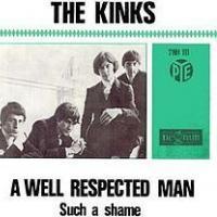 Canción 'A Well Respected Man' interpretada por The Kinks
