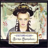 KARMA CHAMELEON letra CULTURE CLUB