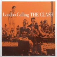Canción 'London Calling' interpretada por The Clash