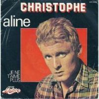 Canción 'Aline' interpretada por Christophe