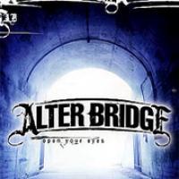 Canción 'Open Your Eyes' interpretada por Alter Bridge