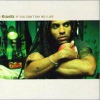 If you can't say no de Lenny Kravitz