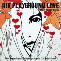 Canción 'Playground Love' interpretada por Air