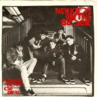 Canción 'Please Don't Go Girl' interpretada por New Kids On The Block
