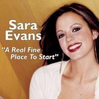 Canción 'A Real Fine Place To Start' interpretada por Sara Evans