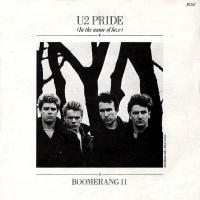 PRIDE (IN THE NAME OF LOVE) letra U2