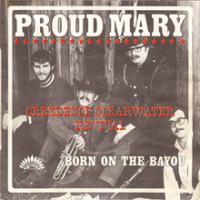 PROUD MARY letra CREEDENCE CLEARWATER REVIVAL