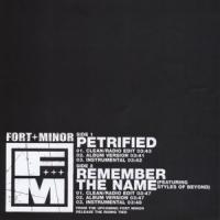 Canción 'Remember the name' interpretada por Fort Minor