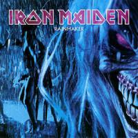 Canción 'Rainmaker' interpretada por Iron Maiden