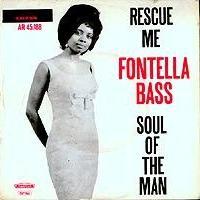 Canción 'Rescue Me' interpretada por Fontella Bass