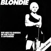 Canción 'Rip Her To Shreds' interpretada por Blondie