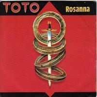 Canción 'Rosanna' interpretada por Toto