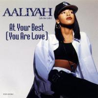 Canción 'At Your Best' interpretada por Aaliyah