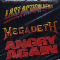 Canción 'Angry Again' interpretada por Megadeth