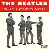 She Loves You de The Beatles
