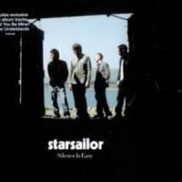 Canción 'Silence Is Easy' interpretada por Starsailor